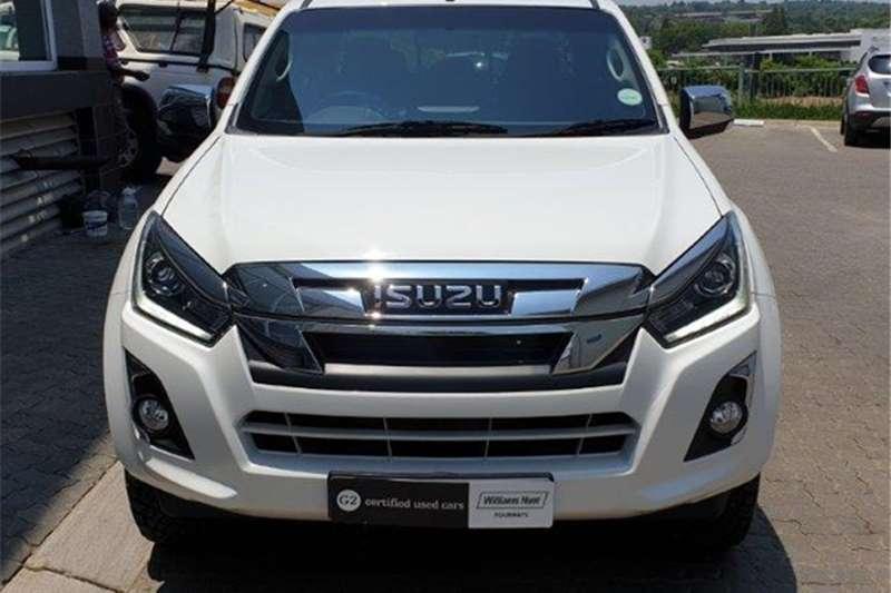 Isuzu D-Max double cab D-MAX 300 LX A/T D/C P/U 2020