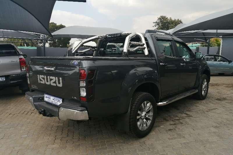 Used 2017 Isuzu D-Max Double Cab D MAX 300 LX D/C P/U