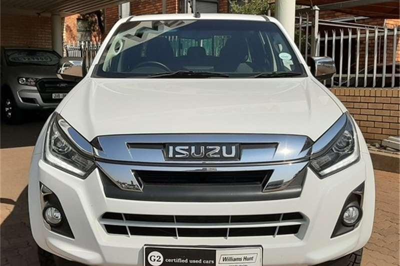 Isuzu D-Max double cab D-MAX 300 LX D/C P/U 2019