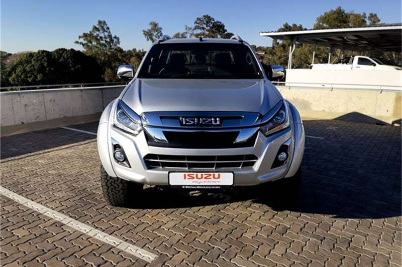 2021 Isuzu D-Max double cab D-MAX ARCTIC 4X4 A/T D/C P/U