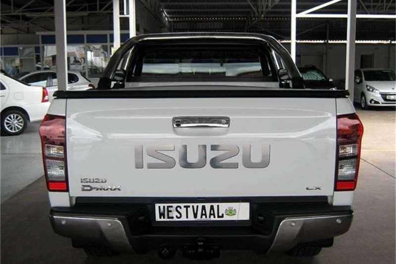 2020 Isuzu D-Max double cab