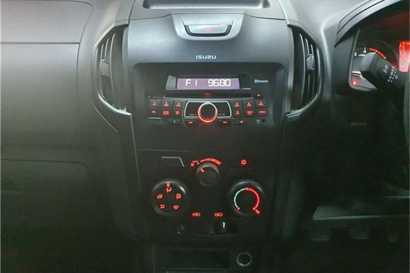 2018 Isuzu D-Max double cab