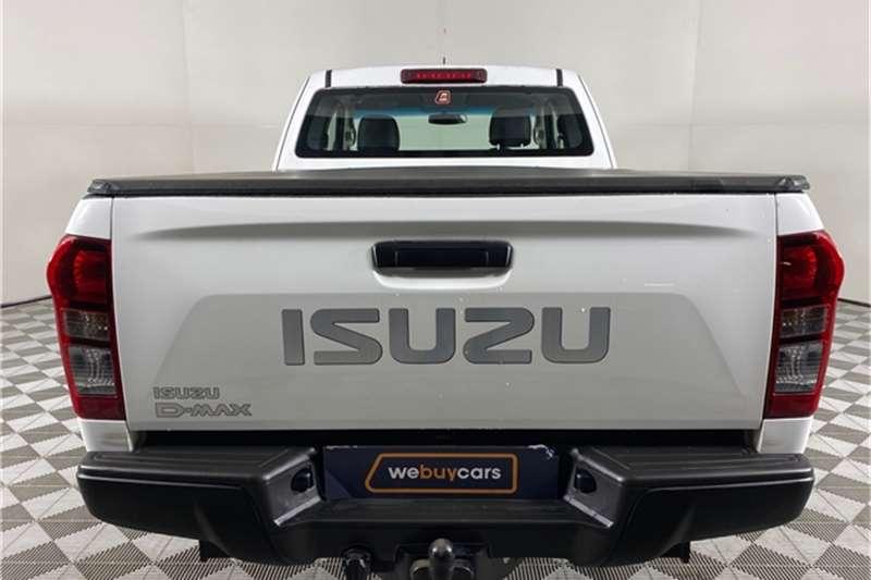 Used 2020 Isuzu D-Max Extended Cab D MAX 250 HO HI RIDER A/T E/CAB P/U
