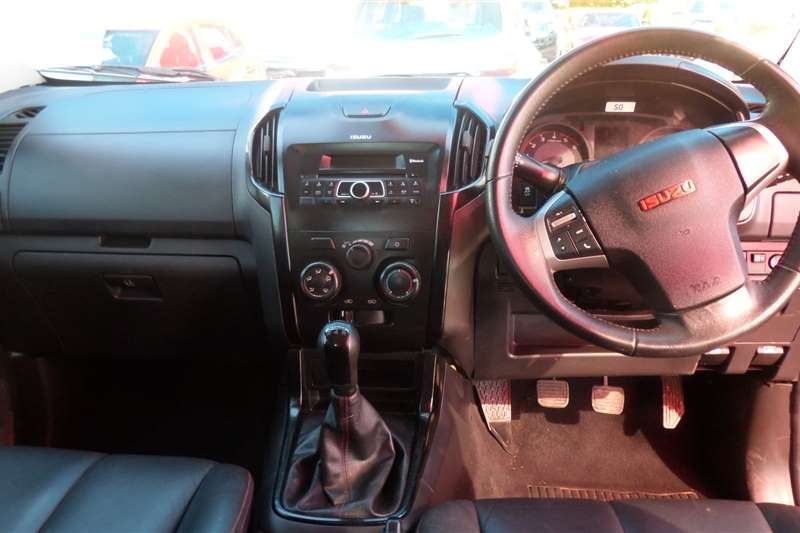 2019 Isuzu D-Max Extended cab D-MAX 250 HO HI-RIDER E/CAB P/U