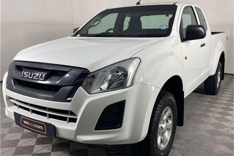 2020 Isuzu D-Max Extended cab D-MAX 250 HO HI-RIDER E/CAB P/U