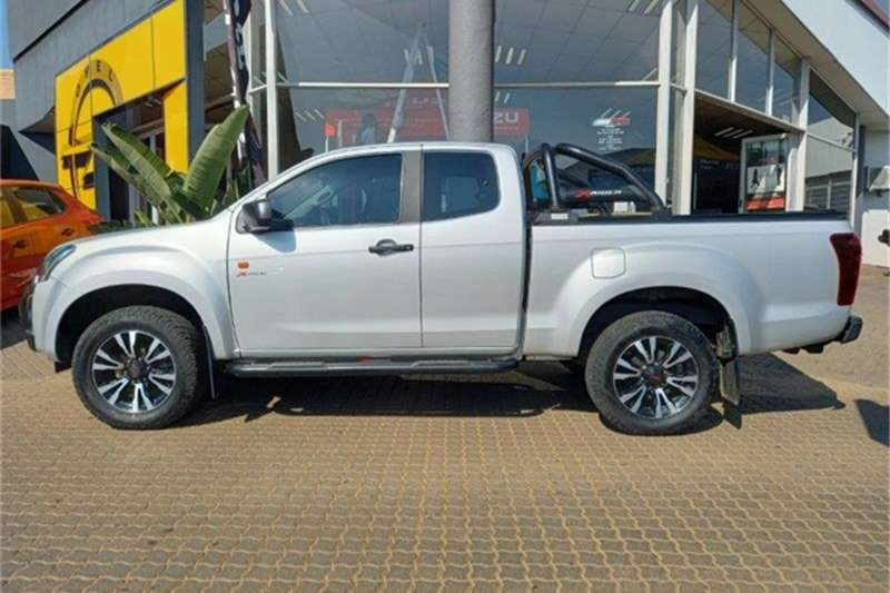 Used 2019 Isuzu D-Max Extended Cab D MAX 250 HO X RIDER E CAB
