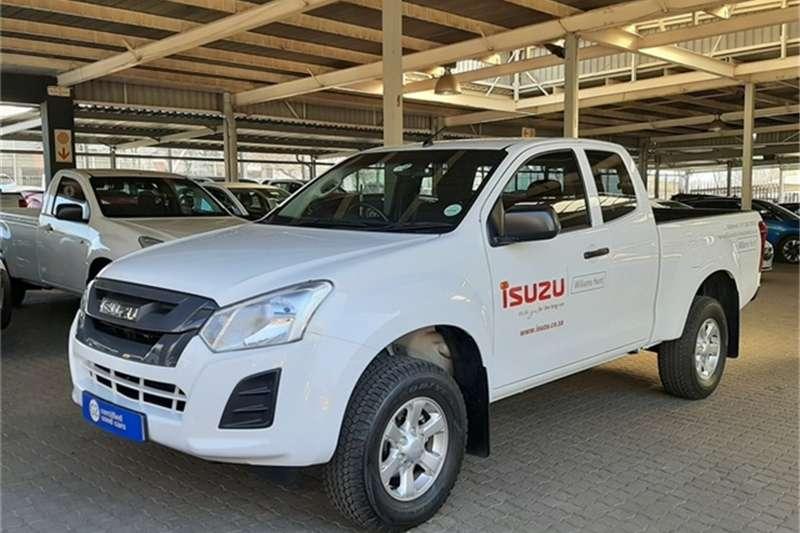 2019 Isuzu D-Max Extended cab D MAX 250 HO HI RIDER E/CAB P/U