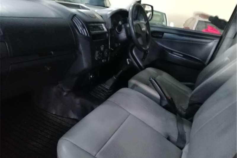 2014 Isuzu D-Max single cab