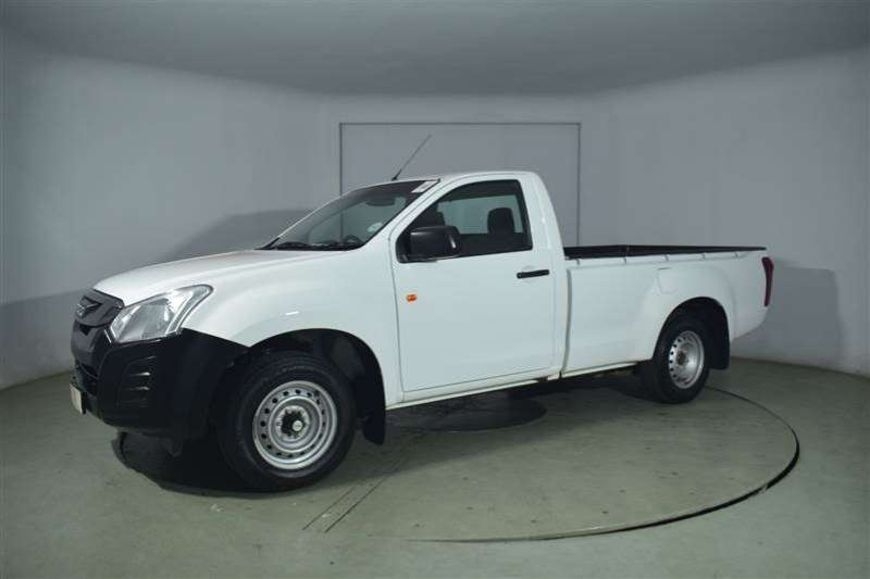 Isuzu D-Max Single Cab 250C S/C P/U 2019