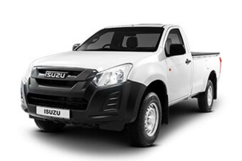 Isuzu D-Max Single Cab D MAX 250 HO FLEETSIDE S/C P/U 2019