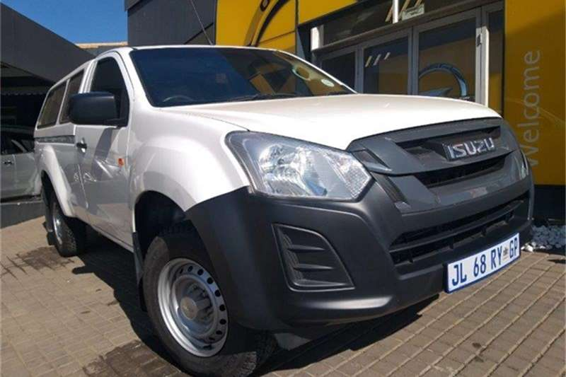 Isuzu D-Max Single Cab D MAX 250 HO FLEETSIDE S/C P/U 2020