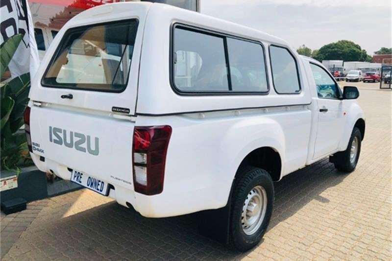 Isuzu D-Max Single Cab D MAX 250 HO FLEETSIDE S/C P/U 2020
