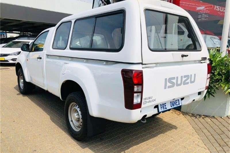 2020 Isuzu D-Max single cab D-MAX 250 HO FLEETSIDE S/C P/U