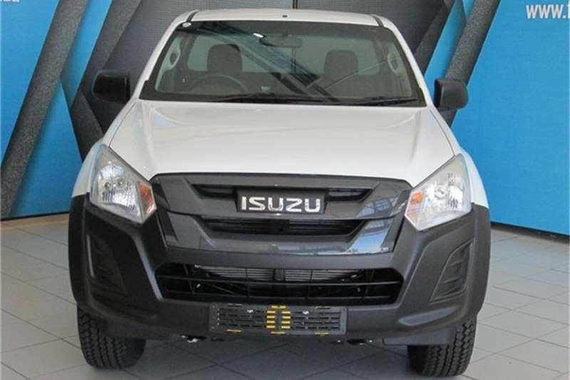 Isuzu D-Max single cab D-MAX 250 HO FLEETSIDE S/C P/U 2021