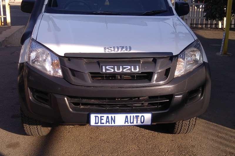Used 2014 Isuzu D-Max Single Cab D MAX 250 HO FLEETSIDE SAFETY S/C D/S