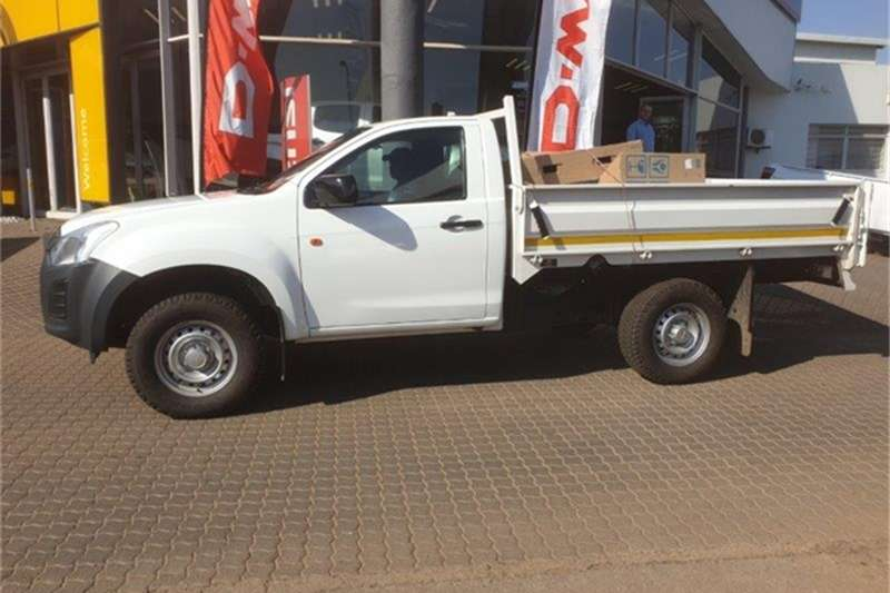 Isuzu D-Max Single Cab D MAX 250 HO FLEETSIDE SAFETY S/C D/S 2019