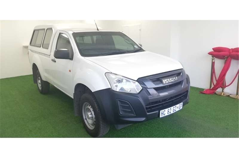 Isuzu D-Max Single Cab D MAX 250 HO FLEETSIDE SAFETY S/C P/U 2019