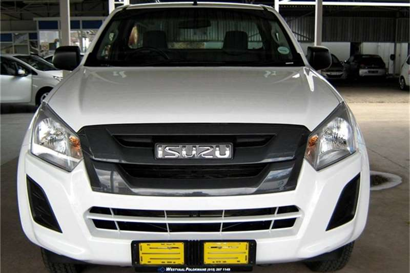 Isuzu D-Max single cab D-MAX 250 HO FLEETSIDE SAFETY S/C P/U 2019