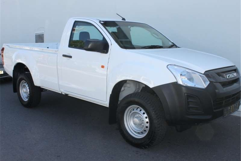 Isuzu D-Max Single Cab D MAX 250 HO FLEETSIDE SAFETY S/C P/U 2020