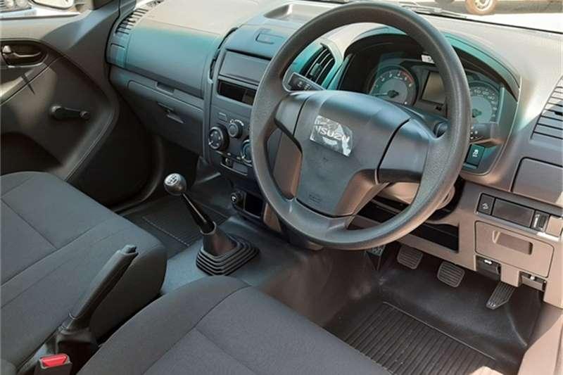 Isuzu D-Max single cab D-MAX 250 HO FLEETSIDE SAFETY S/C P/U 2020