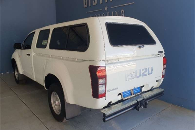 2020 Isuzu D-Max single cab D-MAX 250 HO FLEETSIDE SAFETY S/C P/U