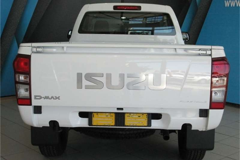 Isuzu D-Max single cab D-MAX 250 HO FLEETSIDE SAFETY S/C P/U 2021