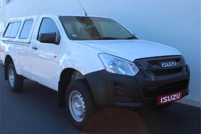 Isuzu D-Max Single Cab D MAX 250C FLEETSIDE S/C P/U 2020
