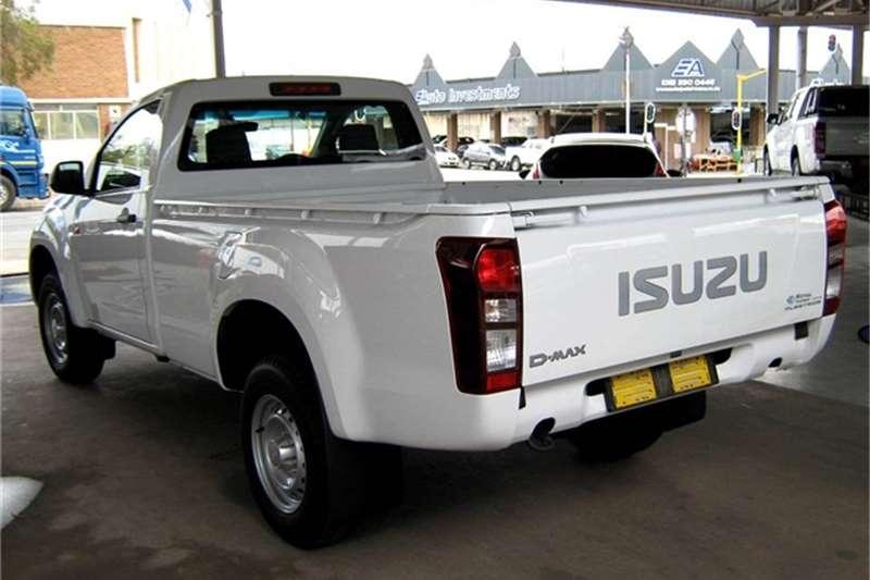 Isuzu D-Max Single Cab D MAX 250C FLEETSIDE S/C P/U 2020