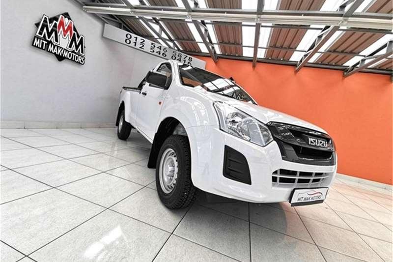 Used 2021 Isuzu D-Max Single Cab D MAX 250C FLEETSIDE S/C P/U