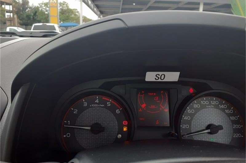 2021 Isuzu D-Max single cab D-MAX 250C FLEETSIDE S/C P/U