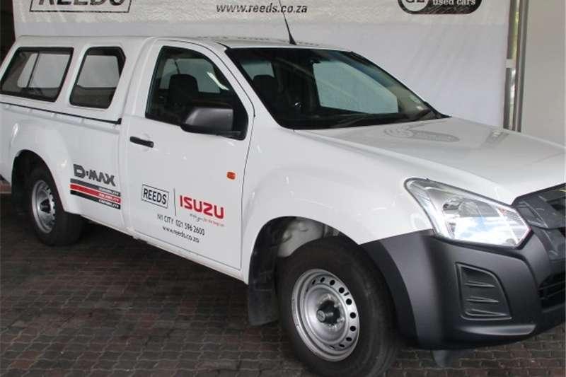 Isuzu D-Max Single Cab D MAX 250C S/C P/U 2019