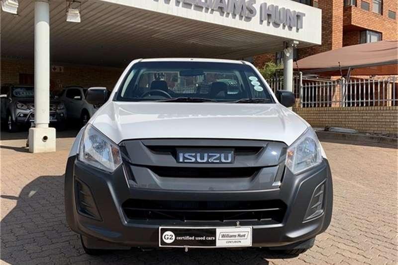 Isuzu D-Max single cab D-MAX 250C S/C P/U 2020