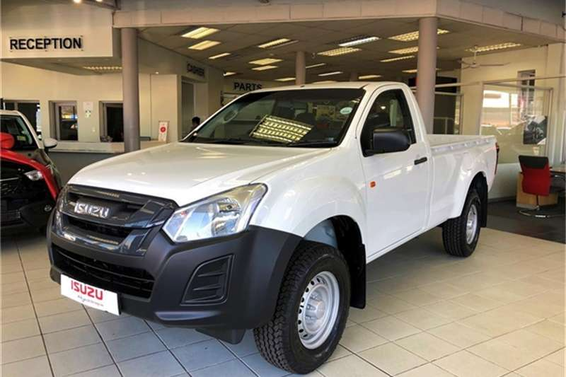 2019 Isuzu D-Max single cab D MAX 250C FLEETSIDE S/C P/U