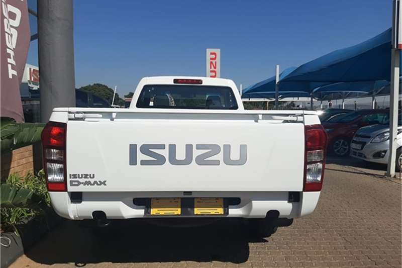 2021 Isuzu D-Max single cab