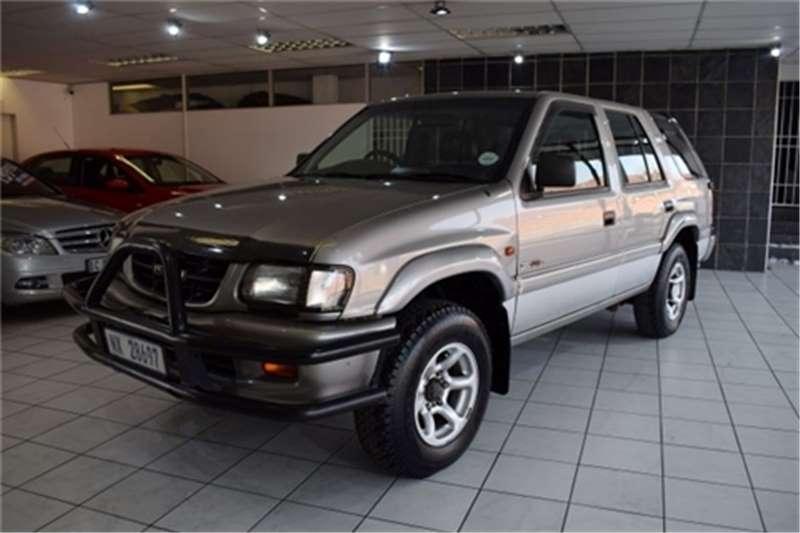 Isuzu Frontier 280DT 4X2 LX 1999