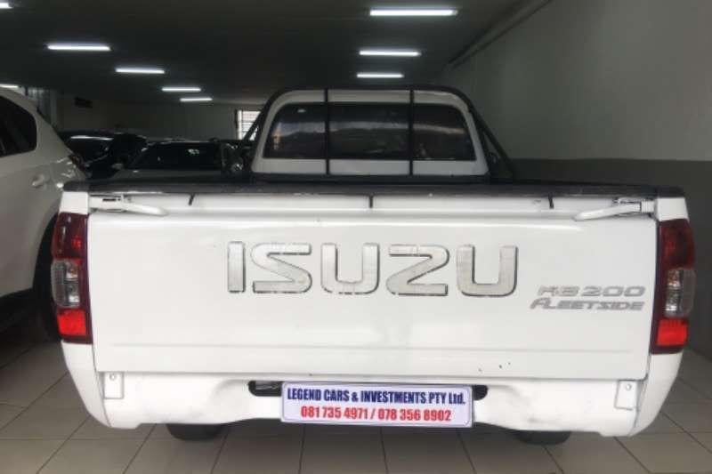 Isuzu KB 200 Fleetside 2012