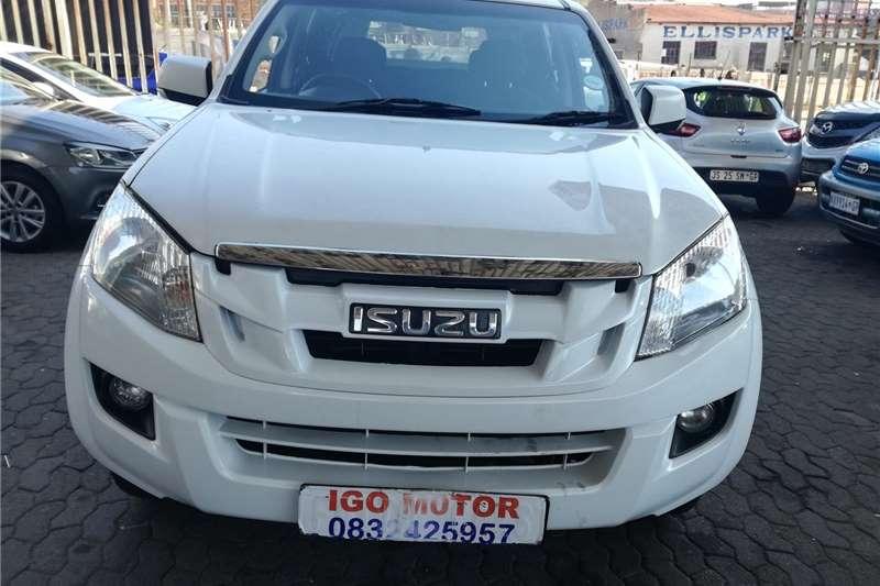 Used 2013 Isuzu KB
