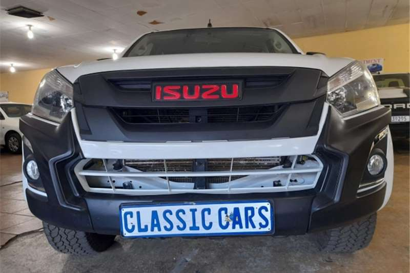 Used 2014 Isuzu KB