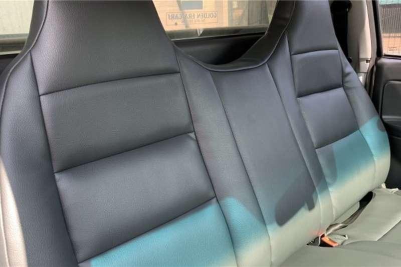 Isuzu KB 240 4x4 Fleetside 2012