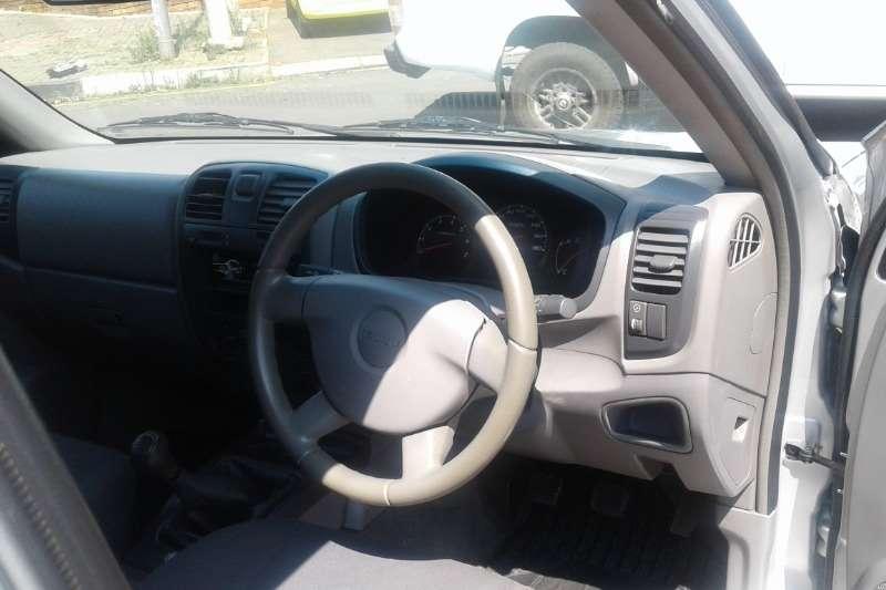 Isuzu KB 240 double cab 4x4 LE 2006