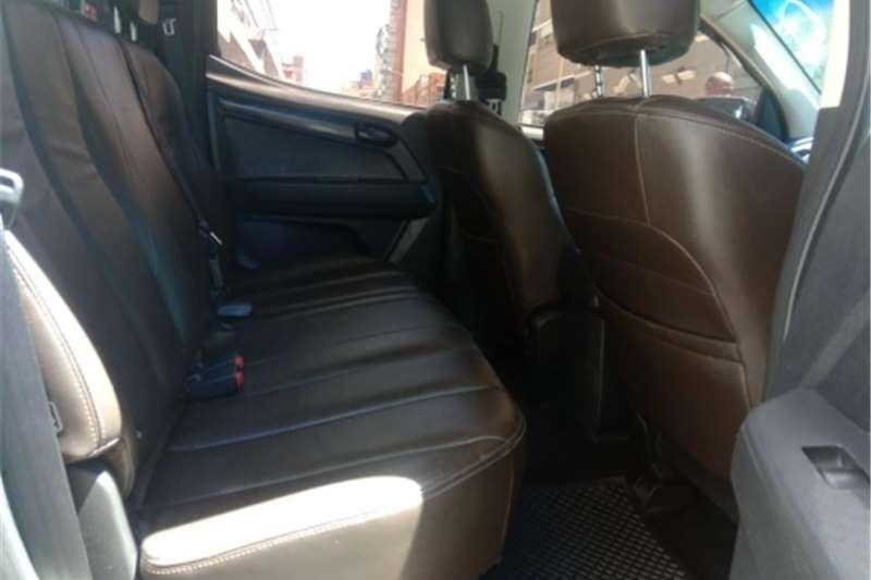 Used 2013 Isuzu KB 240 double cab 4x4 LE