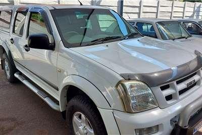 Used 2007 Isuzu KB 240 double cab LE