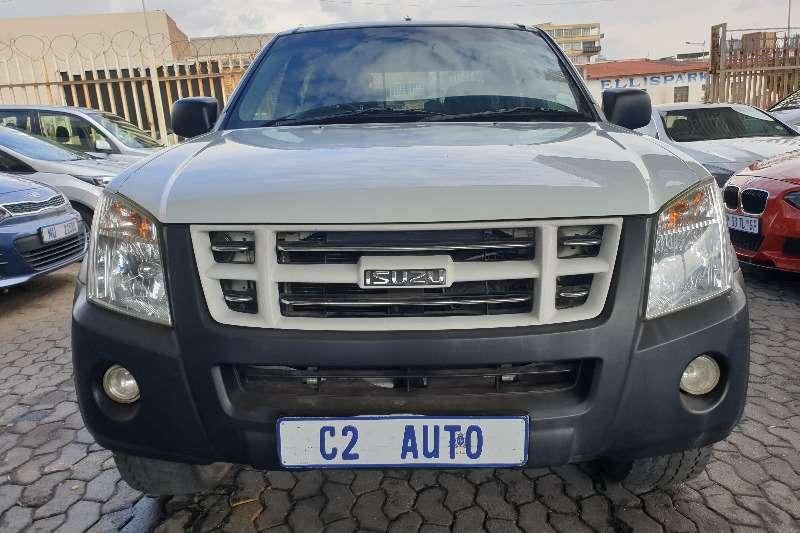 Used 2012 Isuzu KB 240 double cab LE 72