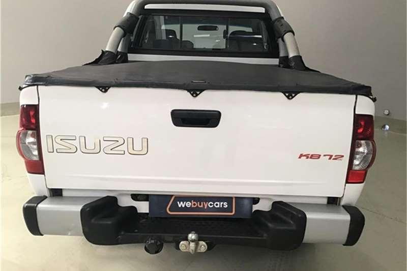 Isuzu KB 240 double cab LE 72 2013