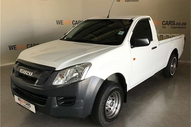 Isuzu KB 240 Fleetside 2014