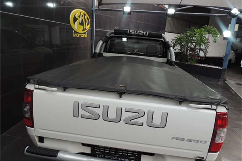 Isuzu KB 250 Fleetside 2010