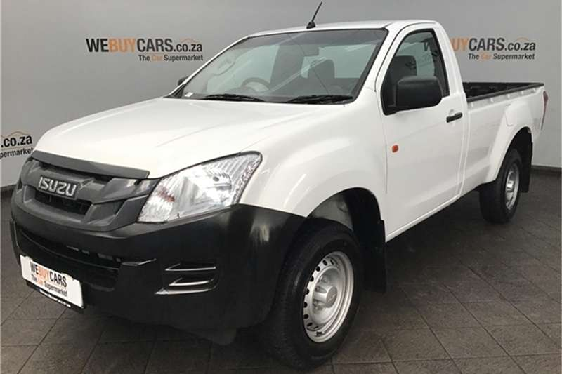 Isuzu KB 250 Fleetside 2013