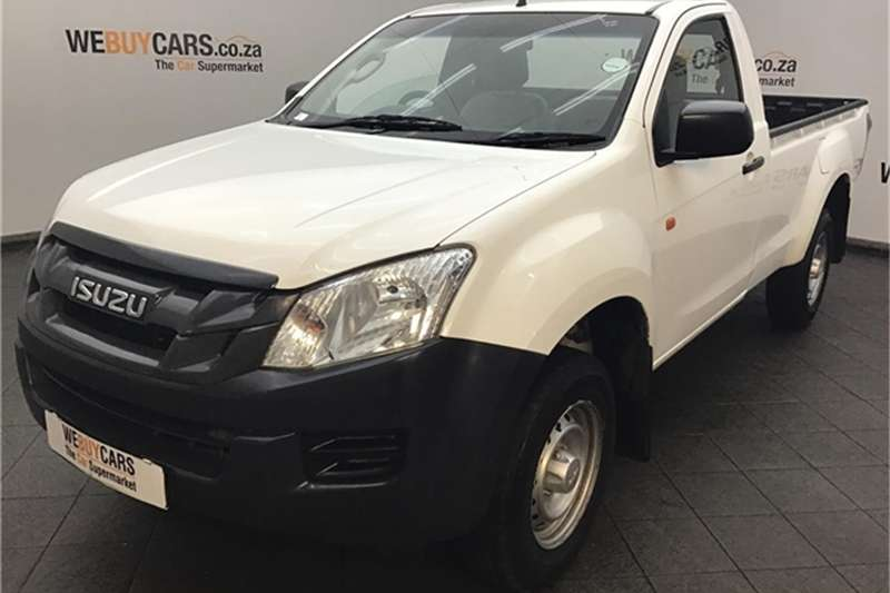 Isuzu KB 250 Fleetside 2014