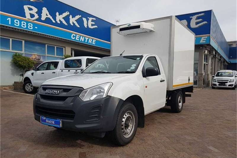 Isuzu KB 250 Fleetside 2017