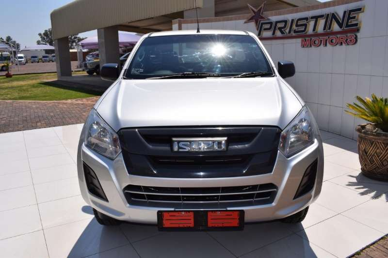 Isuzu KB 250 Fleetside S/C 2018